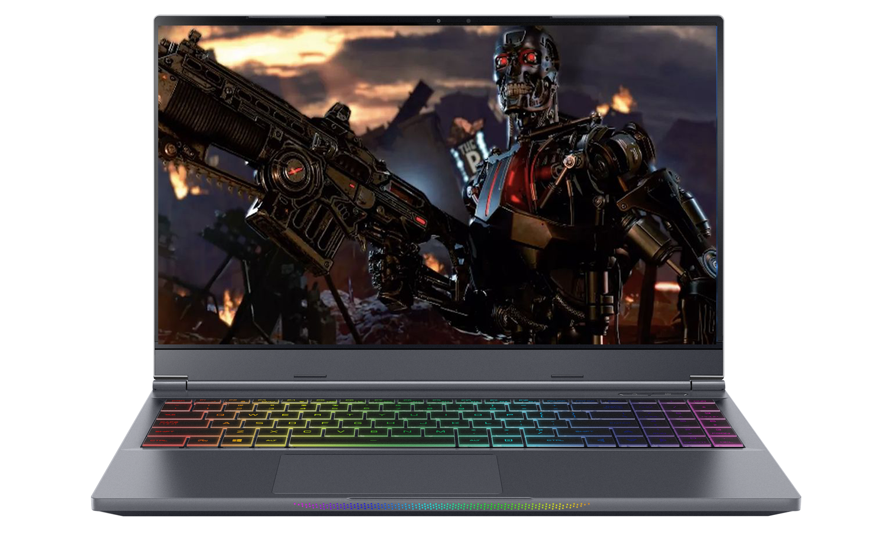 Front open 15.6 inch cad workstation gaming notebook / laptop XNB XNotebooks TERMINATOR TL15 ALU NVIDIA RTX 3060 / RTX 3070 / RTX 3080 CPU INTEL i7-11800H Tongfang GM5TG0W, GM5TN7W, GM5TN8Y